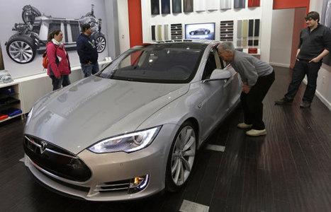 Why dealerships should embrace Tesla's direct sales competition | Automotive Dealership | Scoop.it