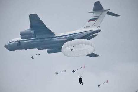 Russian Paratroopers to Hold Anti-terrorist Exercises in Egypt | The Sentinel Analytical Group | Information wars | Scoop.it