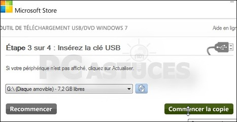 Créer une clé USB d'installation de Windows 8 à partir du DVD | Time to Learn | Scoop.it