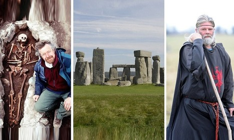 Druids' anger at archaeologists for displaying remains at Stonehenge | British Genealogy | Scoop.it