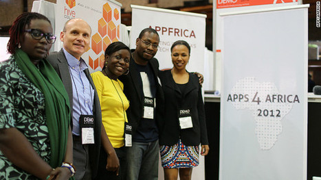 Why tech innovators are Africa's future | CNN | Internet Development | Scoop.it