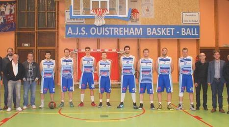 Ouistreham. L'AJSO basket développe la formation des jeunes - Ouest-France | Basket - Ressources pédagogiques | Scoop.it