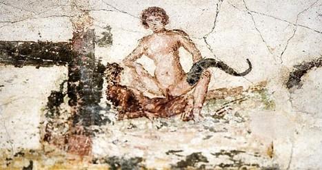 Pompei (Campania) - La Pittura e i Graffiti dell'eros   Net-plus-ultra   Scoop.it