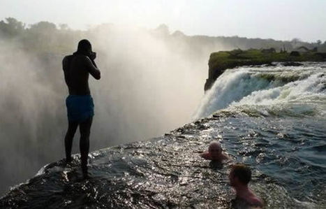 Zimbabwe: Swimming with the devil | World Travel | Scoop.it