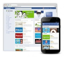 Cos'è Facebook App Center? Il marketplace definitivo? @nOwMediaOnLine | BlogItaList | Scoop.it