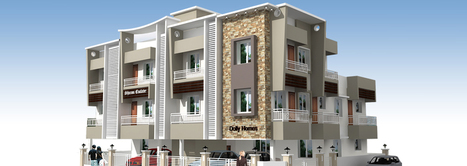 Flats for Sale in Selaiyur - Dolly Homes brings Modern Flats | Real Estates | Scoop.it