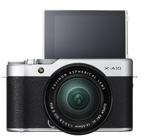 Fujifilm X-A10 : porte d'entrée dans la gamme hybride Fujifilm - Focus Numérique | Partage Photographique | Scoop.it
