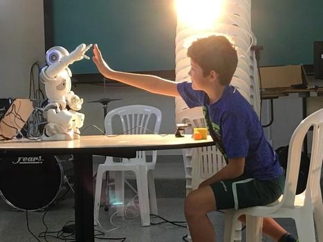 Projeto usa robô para ensinar geometria a crianças e adolescentes | Design e Tecnologia - www.designresiliente.com.br | Scoop.it