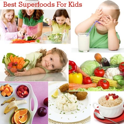 Best Superfoods For Kids   Live Better   Scoop.it