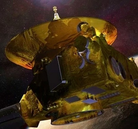 Pluto in a Minute: How Did New Horizons Phone Home? | Tech Learning | iPads for Education | Scoop.it