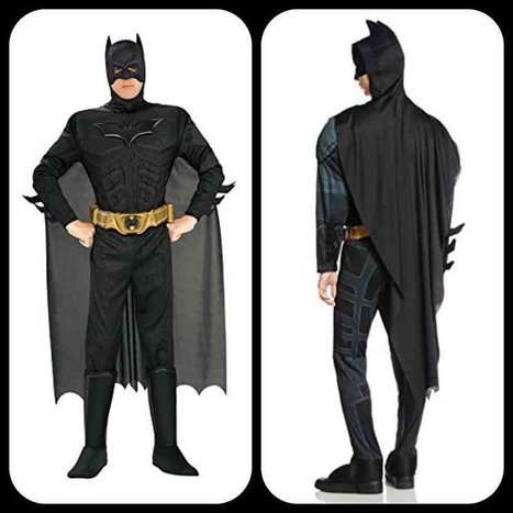 Superheroes Gift Ideas: Christmas Gift & Costume Guide - HedFord Blog | Celebrity Blogs | Scoop.it