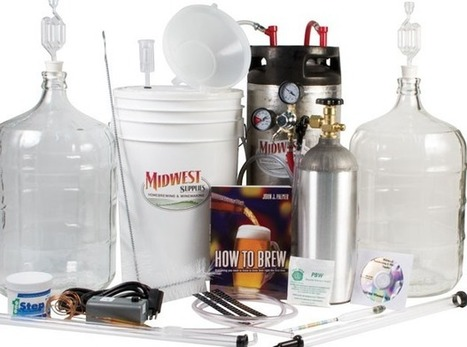 8 Essential Products For Home Brewing And Distilling | Evan's homebrewing | Scoop.it