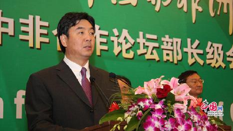 Le nouvel ambassadeur de Chine en France est arrivé à Paris | La Chine écologie | Scoop.it