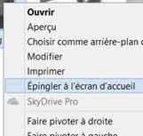 Epingler n'importe quel fichier dans Windows8   WolfAryx informatique   Articles du site   Scoop.it