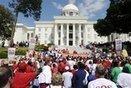 Alabama educators, politicos protest education funding cuts ... | Public Education in the 21st Century | Scoop.it