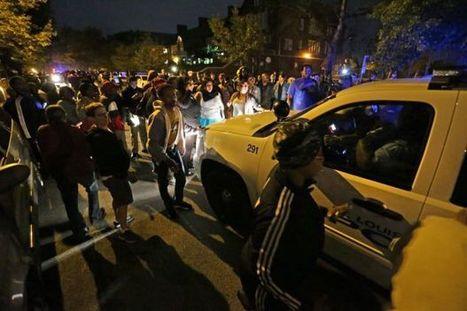 St. Louis Cop Shoots Unarmed African American Teen, Holding Sandwich   SocialAction2015   Scoop.it