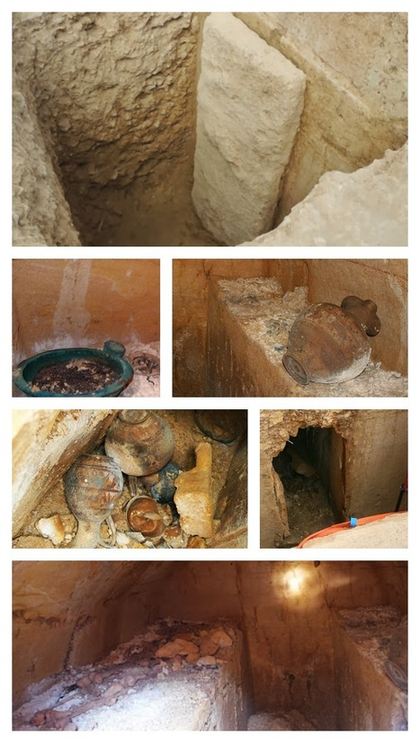 Intact Etruscan tomb unearthed in Tarquinia | Italia Mia | Scoop.it