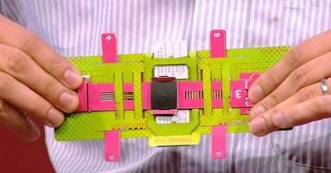 Innovaciones: Microscopio de papel de 1 dólar   Maestr@s y redes de aprendizajes   Scoop.it