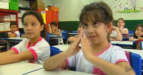 Alunos de escola estadual encenam<br/>pe&ccedil;a teatral em Libras em Araraquara | Edutenimento | Scoop.it