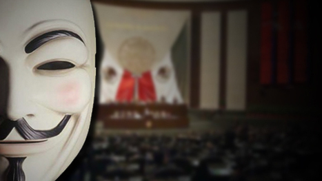 Anonymous filtra CURP, teléfono, mail y nombre de más de 400 diputados | Aspectos Legales de las Tecnologías de Información | Scoop.it