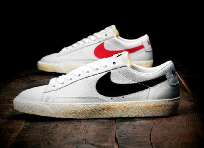 Nike Blazer Low Vintage Premium Sneakers | Antiques & Vintage Collectibles | Scoop.it