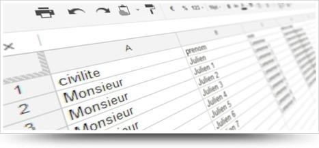 Comment faire du publipostage avec Gmail ? | Time to Learn | Scoop.it