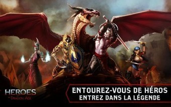 Heroes of Dragon Age part en quête d'Android | Téléphone Mobile actus, web 2.0, PC Mac, et geek news | Scoop.it