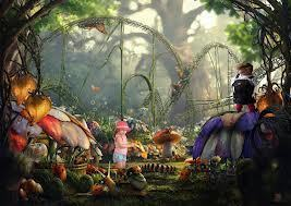 Imagery and fairyland | Samantha Kent's A Midsummer Night's Dream | Scoop.it