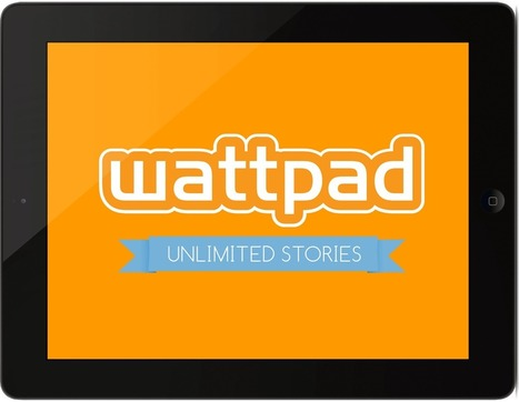 Wattpad - About Us | Developing Creativity | Scoop.it