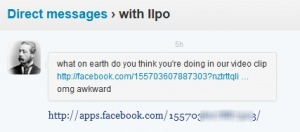 Twitter Direct Message Cybercrime Campaign? | Social Media and its influence | Scoop.it