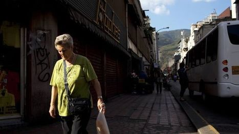 Venezuela Will Begin Fingerprinting Grocery Shoppers To Control How Much Food They Buy   Prospect of Venezuelan Democratization   Scoop.it