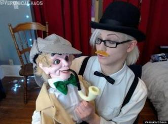 Red-Blooded Thing: Ventriloquist Porn! | Love n Sex n Whatnot | Scoop.it