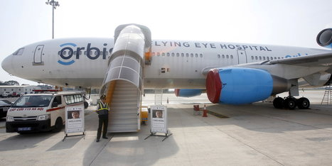 World's Only Flying Eye Hospital Provides Eye Care To Those In Need | LibertyE Global Renaissance | Scoop.it
