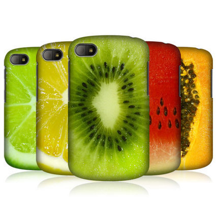 Head Case Fruitylicious Design Protective Back Case Cover for BlackBerry Q10   Mobile Phones Stuff   Scoop.it