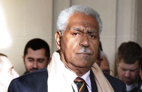 Nouvelle-Calédonie: Roch Wamytan élu président du Congrès - Libération   NOUVELLE CALEDONIE   Scoop.it