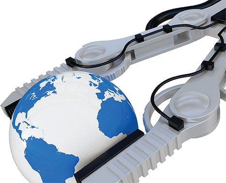 Success in Industrial Robotics Seen Globally | AI, NBI, Robotics & Cybernetics & Android Stuff | Scoop.it