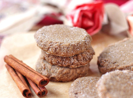 Healthy Chewy Gingersnaps - Desserts with Benefits | Desserts | Scoop.it