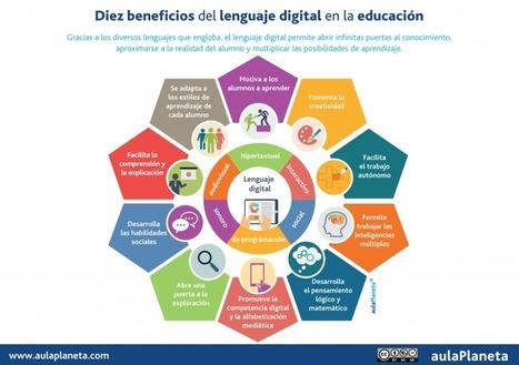 Diez beneficios del lenguaje digital en la educación | Educacion, ecologia y TIC | Scoop.it