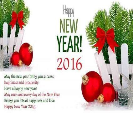 2016 Happy New Year Greetings | Entertainment | Scoop.it