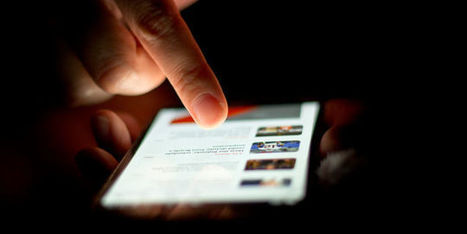New Study Shows How Deeply Awful Those 'Get the App' Web Pages Are | Branding | Scoop.it
