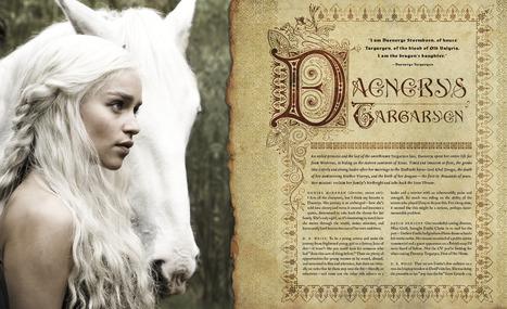 Making Inside HBO's Game of Thrones | LibraryLinks LiensBiblio | Scoop.it