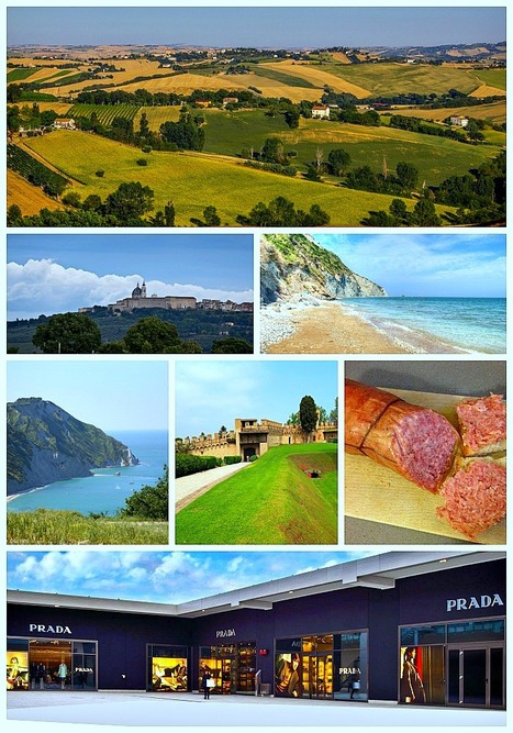 6 Things to Love About Le Marche | La Valle Verde | Scoop.it