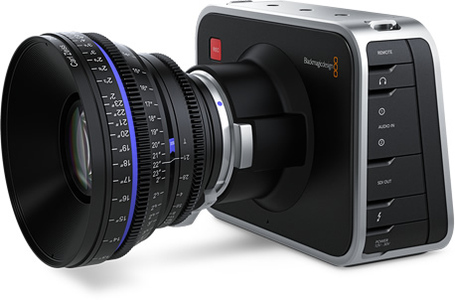 Cinema-Quality Video Shooting Now Accessible To All: The 2.5K Blackmagic Cinema Camera | Heron | Scoop.it