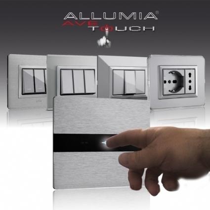 Allumia Touch   Prodotti Elettrici: Guide e Recensioni   Scoop.it
