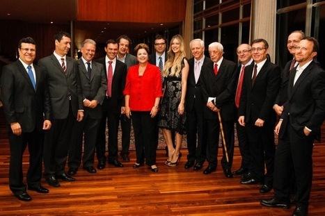 Jantar com a presidenta | Politica esportiva e impacto social | Scoop.it