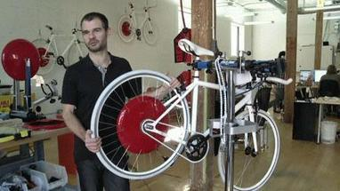 High-Tech Startup Hopes To Change Biking - KEYE TV | Silent Sports | Scoop.it