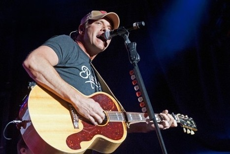 Rodney Atkins Gives Back to Music City With an All-Star Party | Country Music Today | Scoop.it