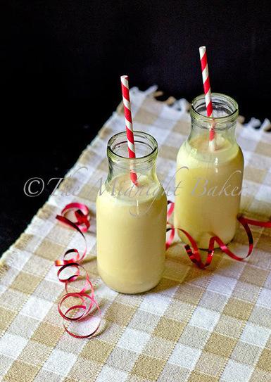 Dulce de Leche Smoothie | refreshments | Scoop.it