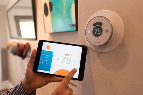 The Corliss Group Latest Tech Review: A Smart Home Knows When to Blast the AC | Corliss Tech Review Group | Scoop.it