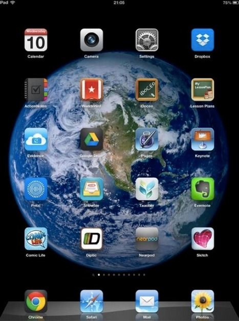 My 24 Most-Used Education Apps (What Are Yours?) - Edudemic | On education | Scoop.it